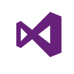 visualstudio white background